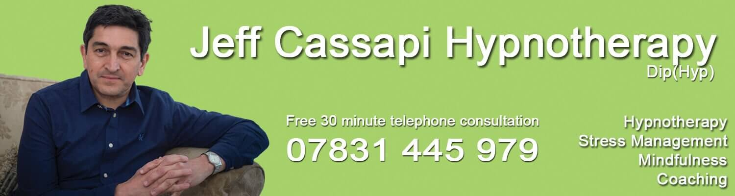Jeff Cassapi Hypnotherapy in Liverpool